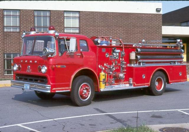 Stonewall Jackson Volunteer Fire & Rescue